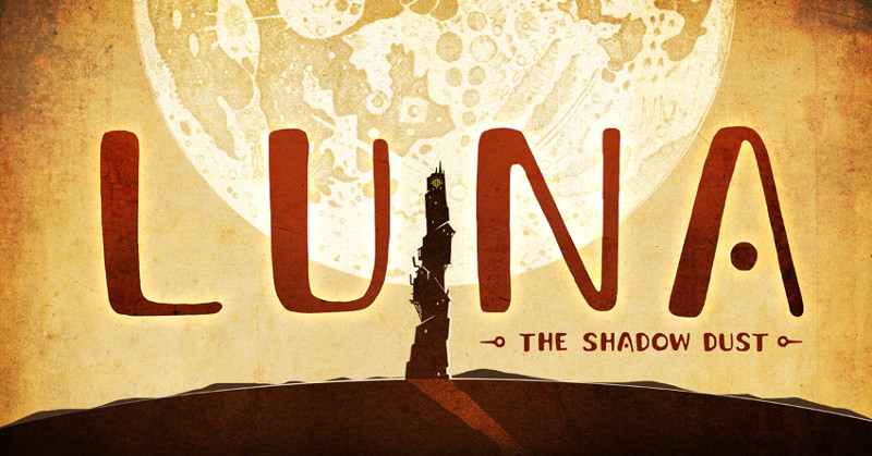 LUNA, the Shadow Dust